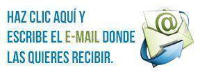 Suscríbete a través de e-mail